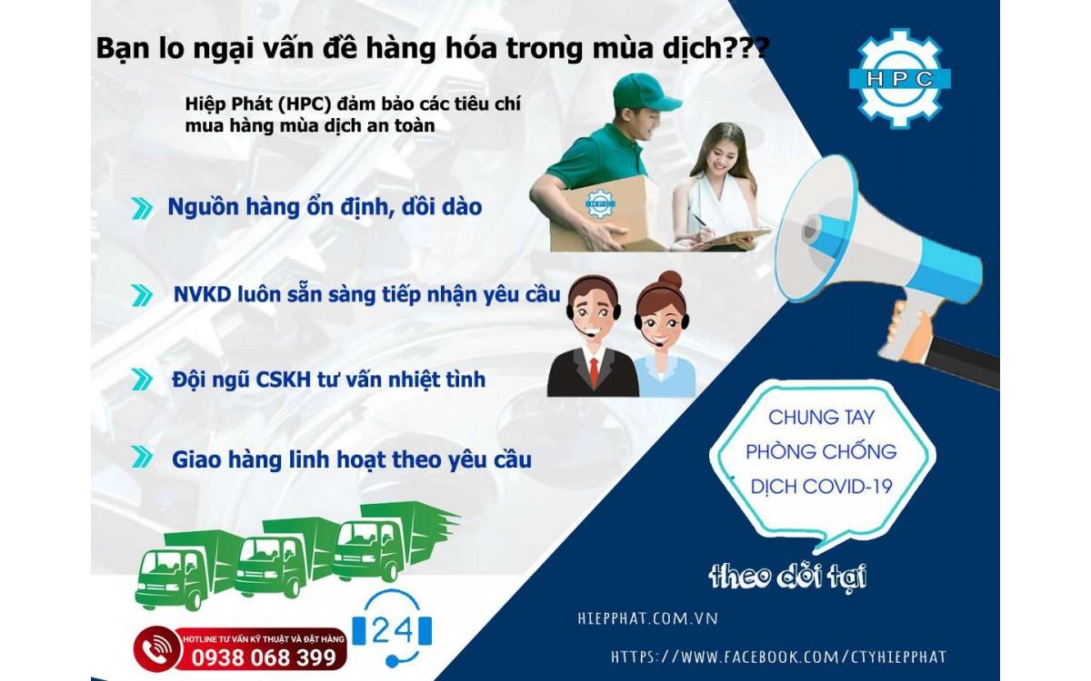 Thông tin đến quý khách hàng đối tác của HPC